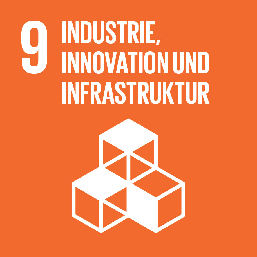 Industrie, Innovationen und Infrastruktur